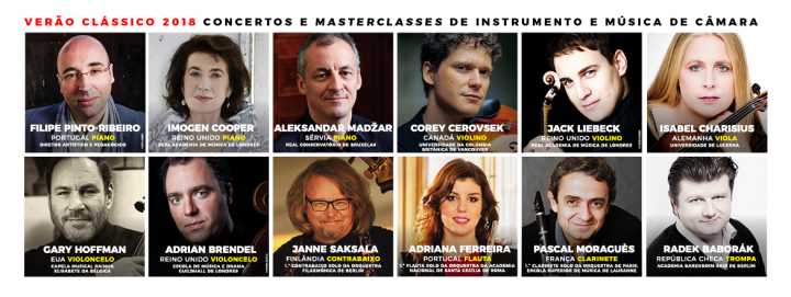 CLASSICAL SUMMER 2018: FESTIVAL AND MASTERCLASSES